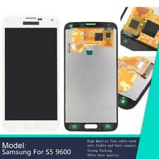 For SAMSUNG Galaxy S5 G900F i9600 LCD Display Touch Screen Replacement White