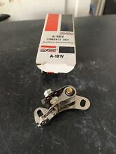 Borg Warner NOS Contact Point Set A-101V Ford Lincoln Mercury (309)