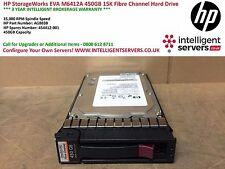 HP 450GB FC 15K Fibre Channel Hard Drive AG803B / AG803A / 454412-001 EVA M6412A