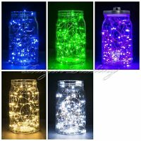 Best Price! 3M 30LED Cell Battery Operated Micro Wire String Fairy lights Party@
