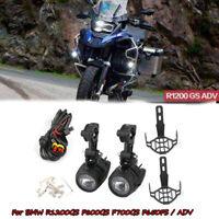 Paar Nebelscheinwerfer LED Lampen für Motorrad BMW R1200GS F800GS