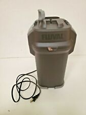 Fluval Model 207 Filter Motor And Case Only Used