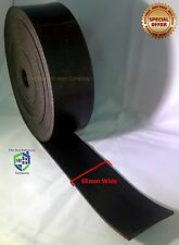 RUBBER STRIP 60MM x 3MM x 5 or 10mtr