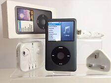 Apple iPod Classic 7th Generation Black / Space Grey (160GB) - PRISTINE