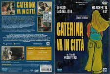 CATERINA VA IN CITTA' (2003) dvd ex noleggio