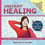 Instant Healing: Accessing Creat Intelligence for Healing Body & Soul  was $40!