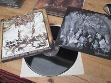 THORNSPAWN BLOOD OF THE HOLY TAINT THY STEEL LP profanatica incantation absu nme