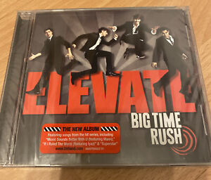 Big Time Rush - Elevate - Brand New And Sealed CD
