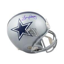 Tony Dorsett Autographed Dallas Cowboys Full-Size Football Helmet - JSA COA