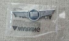 US Airways Replica Pilot Wings -Stick On Pin- Junior Pilot Badge *NEW*