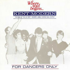 """FOR DANCERS ONLY  """"DANNY MONDAY, WILLIE HUTCH, IKETTES, SAINTS  Etc."""" 15 TRACKS"""