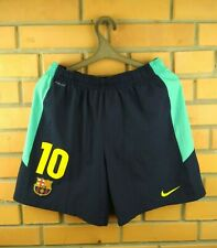 Barcelona Messi kids shorts 15-16 years soccer football Nike