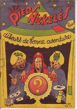 les pieds nickelés 46 diseurs de bonne aventures  SPE 1959 E.O.