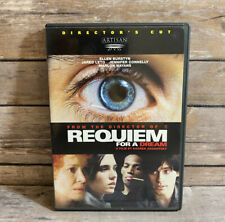 Requiem for a Dream (Dvd, 2001, Unrated) Jared Leto, Jennifer Connelly, Marlon