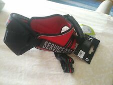 New listing Truelove Service Dog Outdoor Pet Harness Xl Size in Blue & Reflective Material