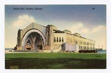 Palace Pier in Toronto, Canada Color Postcard