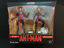 Marvel Legends Ant Man and Stinger 6 inch action figures TRU Exclusive 2 pack