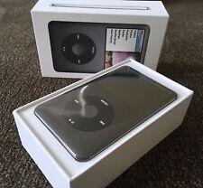 🔥NEW! Apple iPod Classic 7th Generation Black (160 GB) MC297LL/A WARRANTY🔥