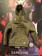 Virtual Toys The Dark Zone Rioter Hoodie Sweater Jumper loose 1/6th scale