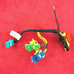 Genuine Bentley Continental GT steering wheel centre cable, harness, wire     9B