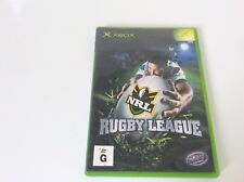 X-BOX GAME.NRL RUGBY LEAGUE