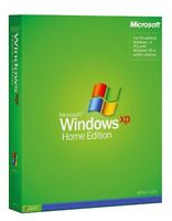 Windows XP Home Edition SP3 & Genuine COA License Key to activate + PC hardware