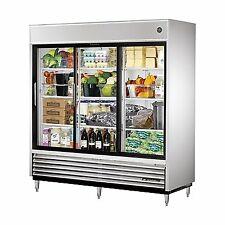 True Tsd-69G-Ld Reach-In Refrigerator