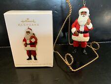 Hallmark Keepsake Ornament Jolly Santa 2012