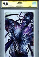 Venom Vol 4 1 CGC 9.8 SS Greg Horn cover B 1st Grendel Symbiote Eddie Brock