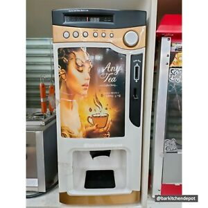 Commercial Electric 5 peso Coffee Machine Dispenser