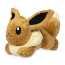 2018 New Pokemon Center Original Running Eevee Fluffy Plush - 10 In.