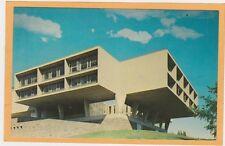 Advertising Postcard - War Memorial Center Milwaukee Art Center Eero Saarinen