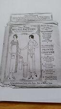 Vintage Sewing Pattern- Ladies Dress 1920's-McCall #3678