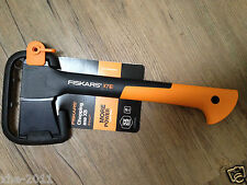 "Fiskars / Gerber Finland Made Axe XS X7 Hatchet 14"" Outdoor Tool New 2015 Model"