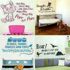 Numbers & Letters Fairy Tales Home Décor Items for Children