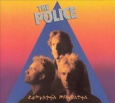 Zenyatta Mondatta THE POLICE CD