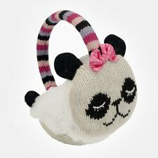 Click & Heat Cozy Ear - Panda Ear Muffs - Brand new Aroma Home great gift