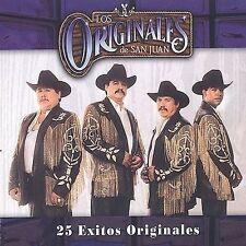 NEW 25 Exitos Originales (Audio CD)