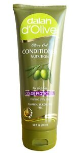 Dalan D'Olive Olive oil Conditioner Colour Protection for Dyed Hair 200ml