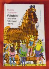 Wickie Band 5 , und das hölzerne Pferd , Runer Jonsson , Herold Verlag , HC,1973