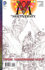MULTIVERSITY #1 - Grant Morrison - VARIANT COVER 1:10