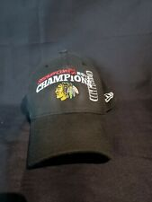 Chicago blackhawks 2013 stanley cup Champions MediumLarge New Era fitted hat nhl