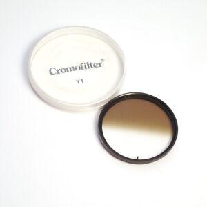 Cromofilter Verlauf-Filter * 55mm Y1 * Graduated Filter * 55