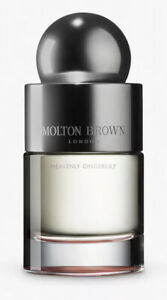 Molton Brown Heavenly Gingerly Eau de Toilette 50ml Brand New Sealed