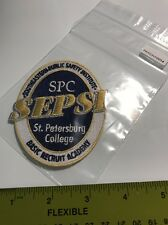 Southeastern Public Safety Institute St Petersburg Academy Patch (patch10054)