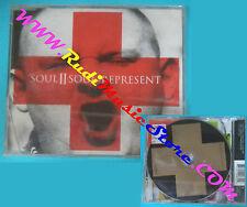 CD Singolo Soul II Soul Represent  CID 668 UK 1997 SIGILLATO no lp mc vhs(S28)