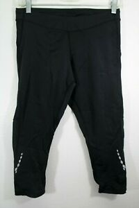 Pearl Izumi Select Women's Cycling Pants Compression Back Zipper Pocket L Large