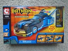 C3 Construction Batman Batmobile with Dark Knight Art Asylum
