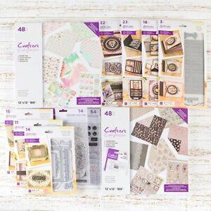 Crafters Companion Gemini PRECIOUS MEMORIES Memory Book - Dies Stamps Paper