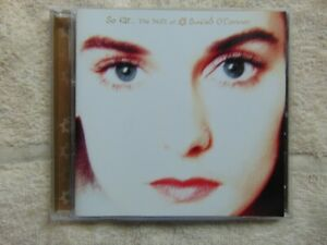 Sinead O'Connor - So Far... The Best Of - CD - FREE POST